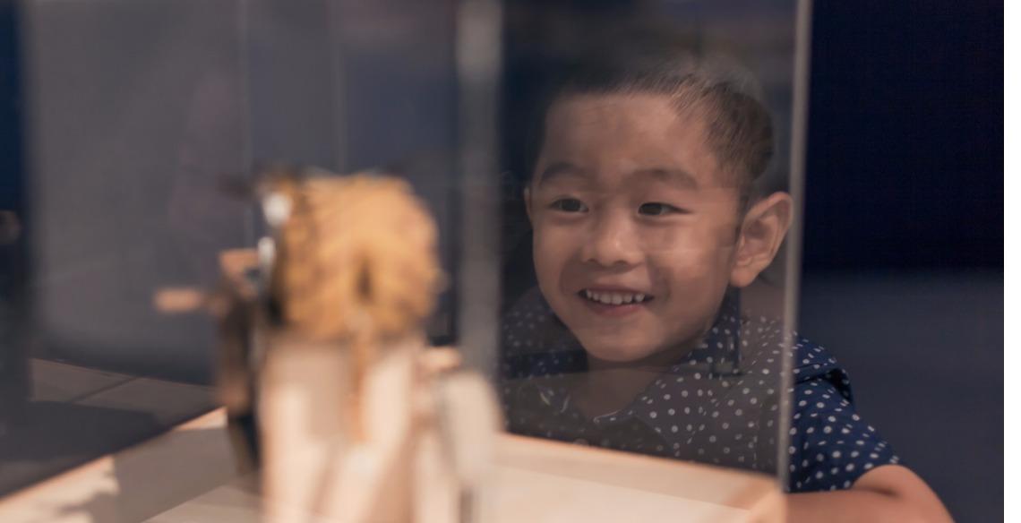 Museus para ir com as criancas