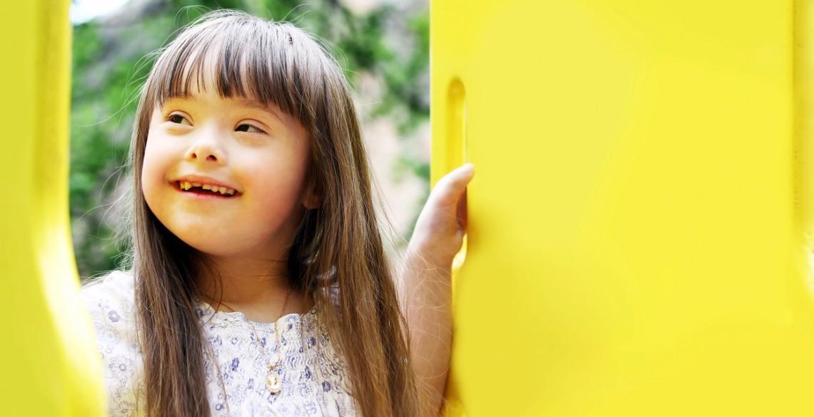 crianças com síndrome de down