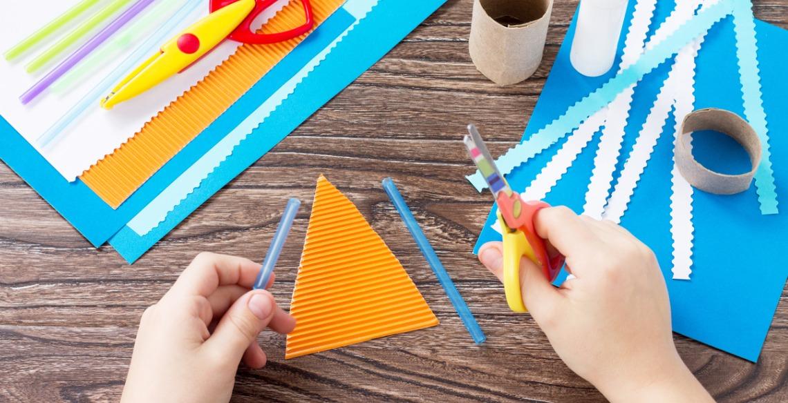 Muito Confira 5 atividades manuais para fazer com as crianças | Leiturinha JP75