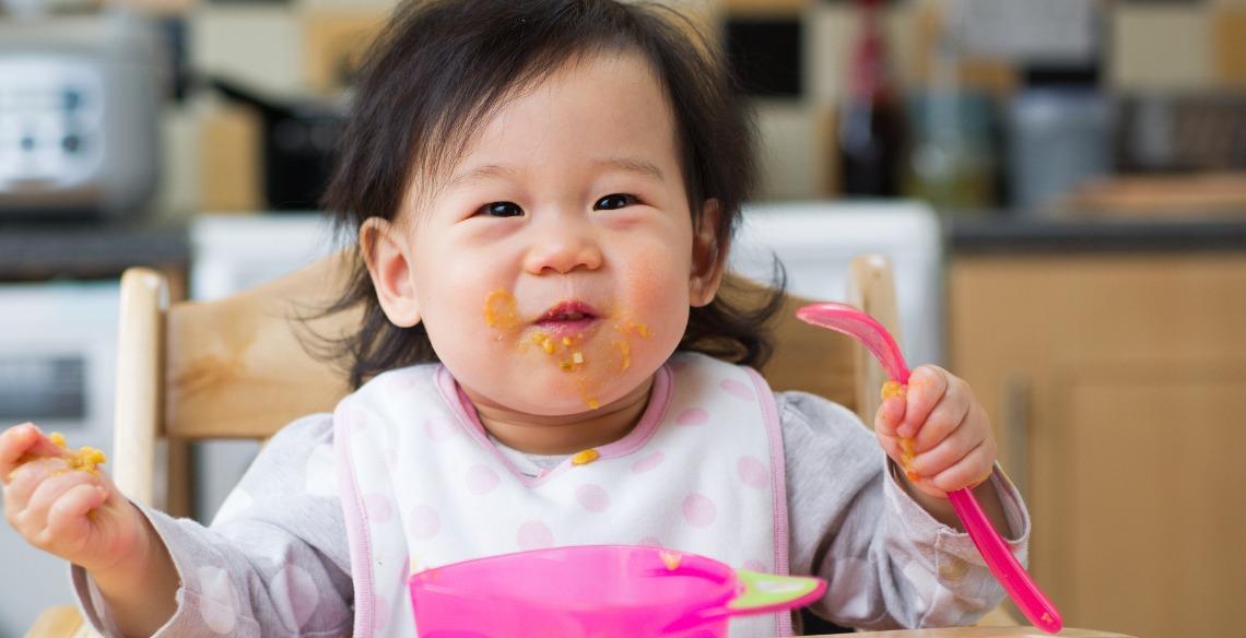 5919bc7cf Tudo o que você precisa saber sobre a introdução alimentar do seu bebê