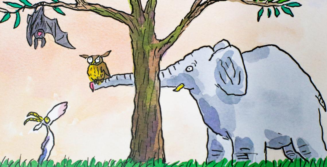 Livro infantil sobre empatia