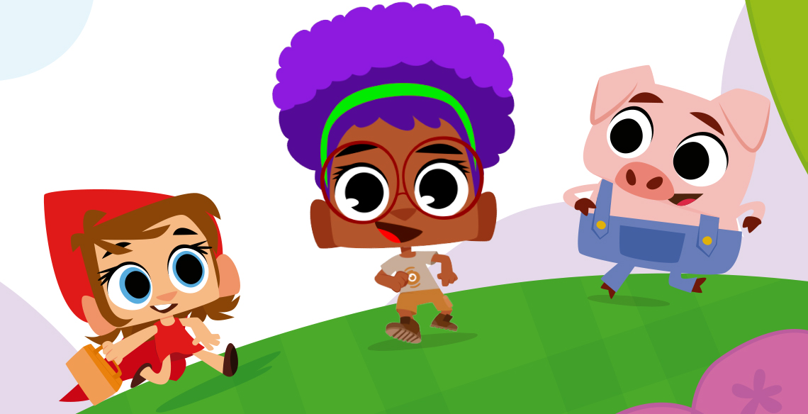 PlayKids Explorer Mundo da Literatura