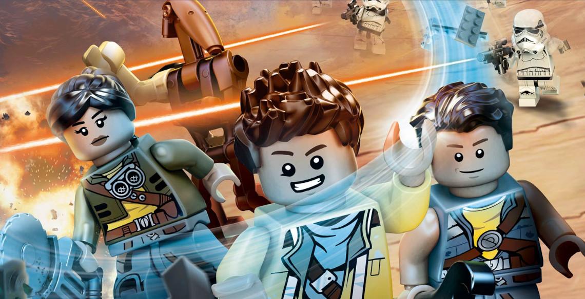 Criatividade E Fantasia Com Lego Star Wars As Aventuras Freemaker