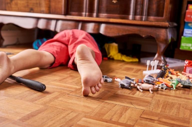 como-organizar-os-brinquedos-das-crianças