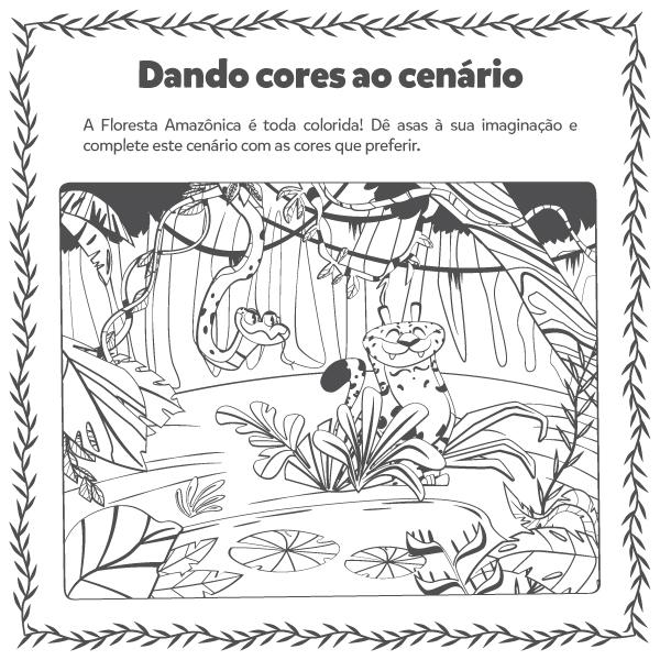 8 Atividades Para Educacao Infantil De Imprimir E Completar Blog