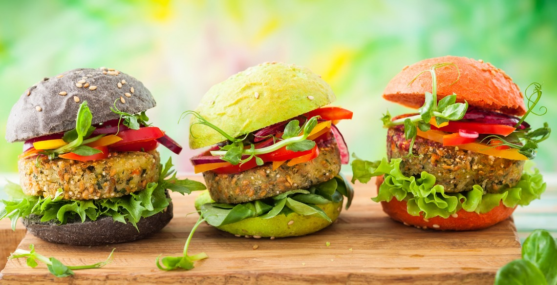 Hambúrguer vegetariano: 3 receitas para fazer em casa com os ...
