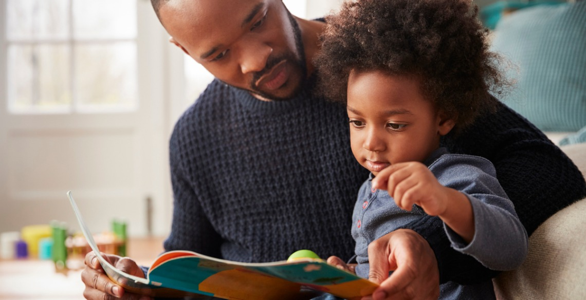 Como incentivar a leitura em crianças de 3 a 6 anos