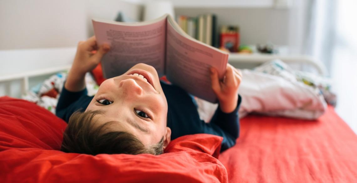 como incentivar a leitura em crianças de 9 e 10 anos