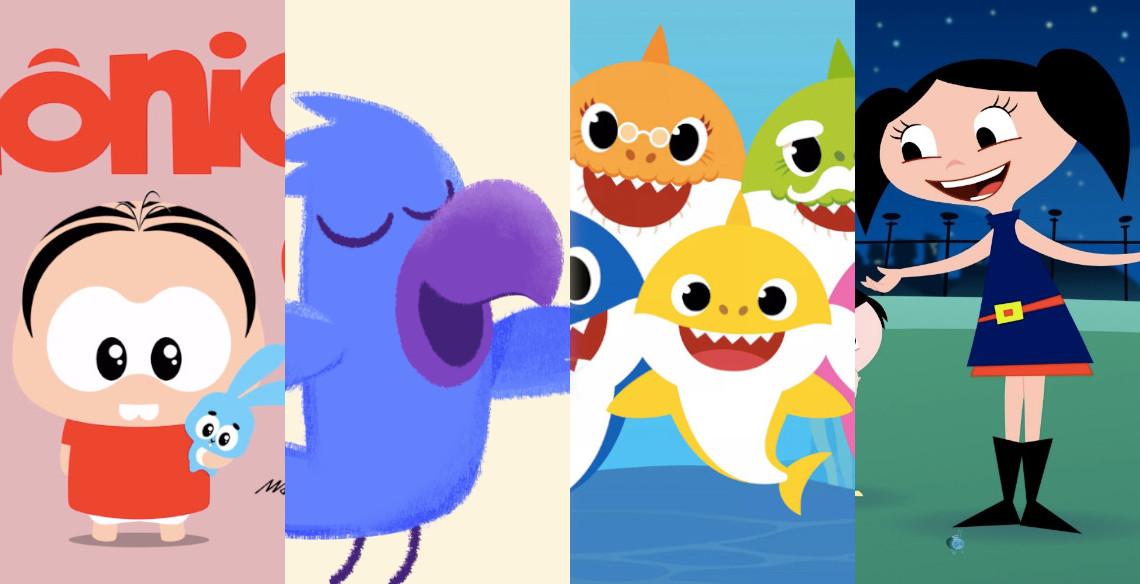 Os 10 Melhores Desenhos Infantis De 2019 Blog Leiturinha