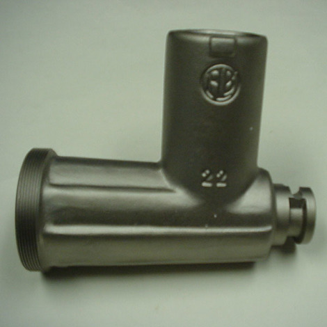 Part - Head/Main Body for # 22 Leonardi Grinder # 538A