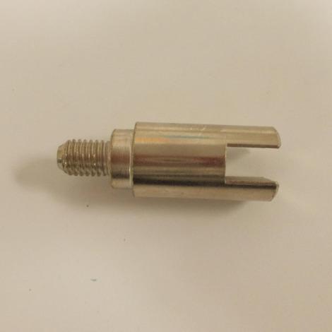 Part - Rear Auger Shaft for # 8 Leonardi Grinder # 535