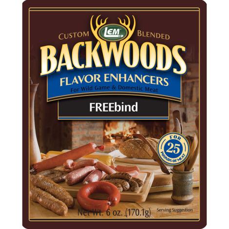 Backwoods FREEbind