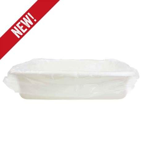 Plastic Meat Lug Liners 25-Pack