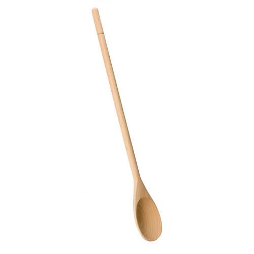 """18"""" Beechwood Long Handled Spoon"""