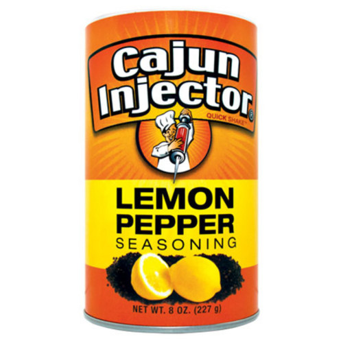 Cajun Injector Lemon Pepper Seasoning