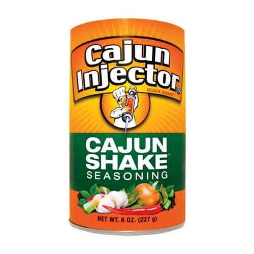 Cajun Injector Cajun Shake Seasoning 8 oz