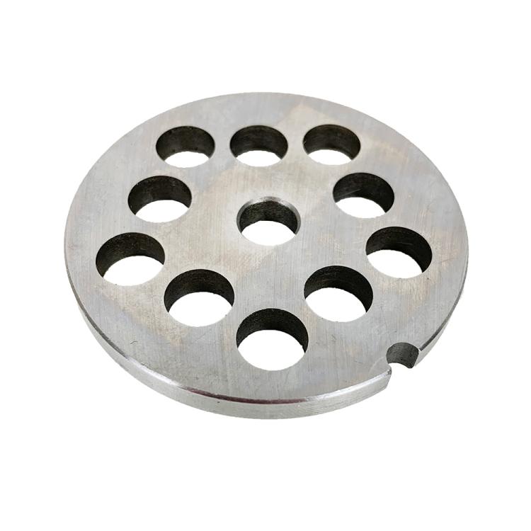 """# 8 Grinder Plates - 10mm (3/8"""")"""