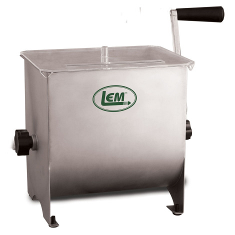 Mighty Bite Manual Meat Mixer - 20 lb. Capacity
