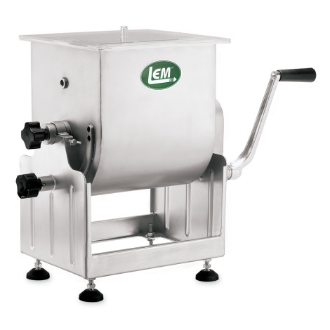 Big Bite Tilt Meat Mixer - 50 lb. Capacity