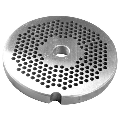 """# 8 Grinder Plates - 3mm (1/8"""")"""
