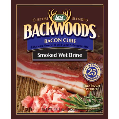 Backwoods Bacon Cure Smoked Wet Brine