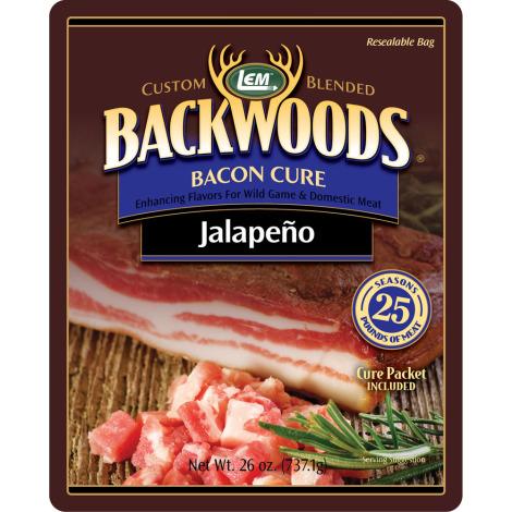 Backwoods Jalapeno Bacon Cure