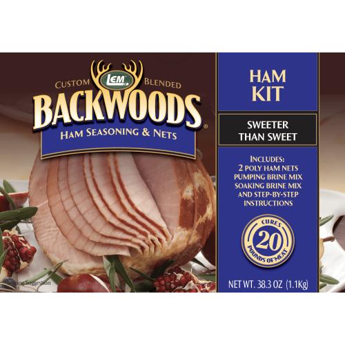 Backwoods Ham Kit - Sweeter Than Sweet