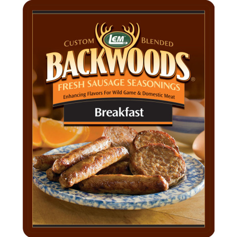 Backwoods Breakfast Fresh Sausage Seasoning
