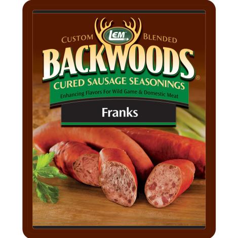 Backwoods Franks Cured Sausage Seasoning