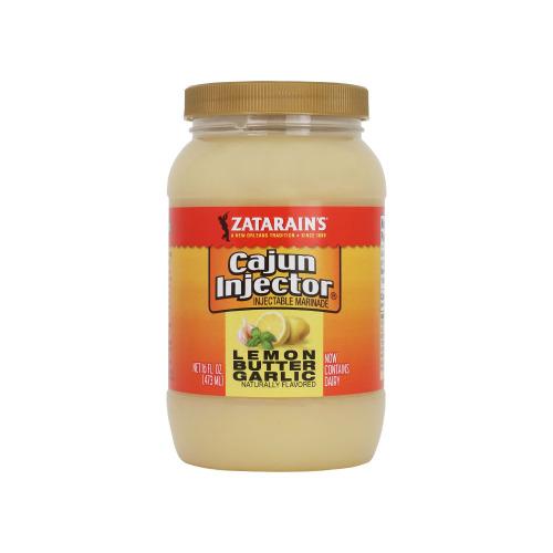 Cajun Injector Lemon Butter Garlic Marinade