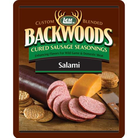 Backwoods Salami Cured Sausage Seasoning