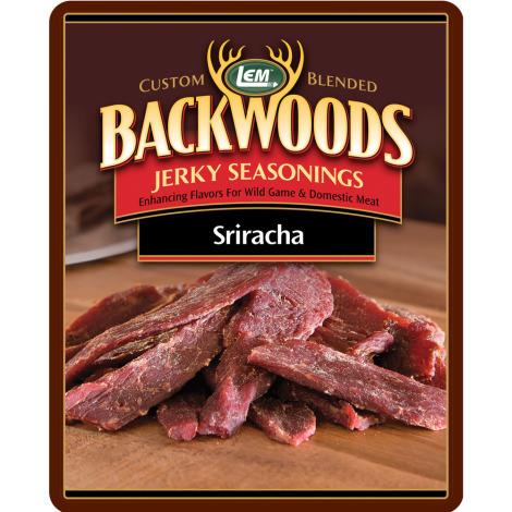 Backwoods Sriracha Jerky Seasoning