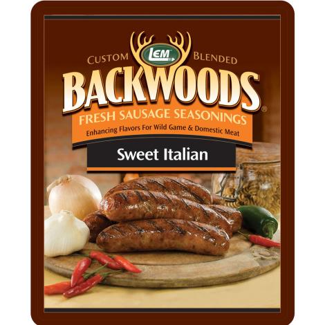 Backwoods Sweet Italian Fresh Sausage Seasoning