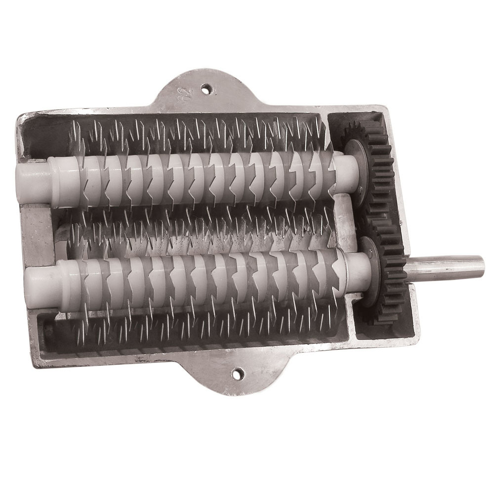 Cast Steel Products : Cast stainless steel vertical tenderizer lem products