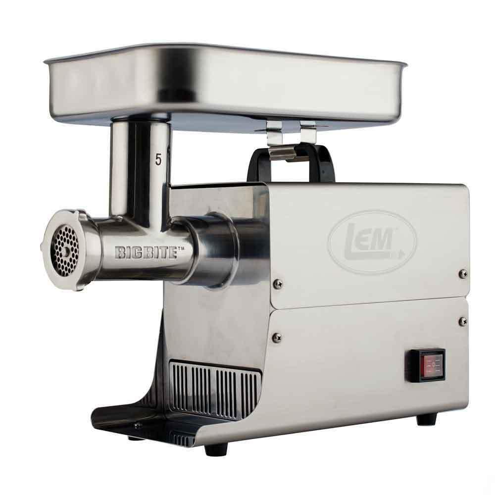 5 Big Bite Meat Grinder - 0 35 HP | LEM Products