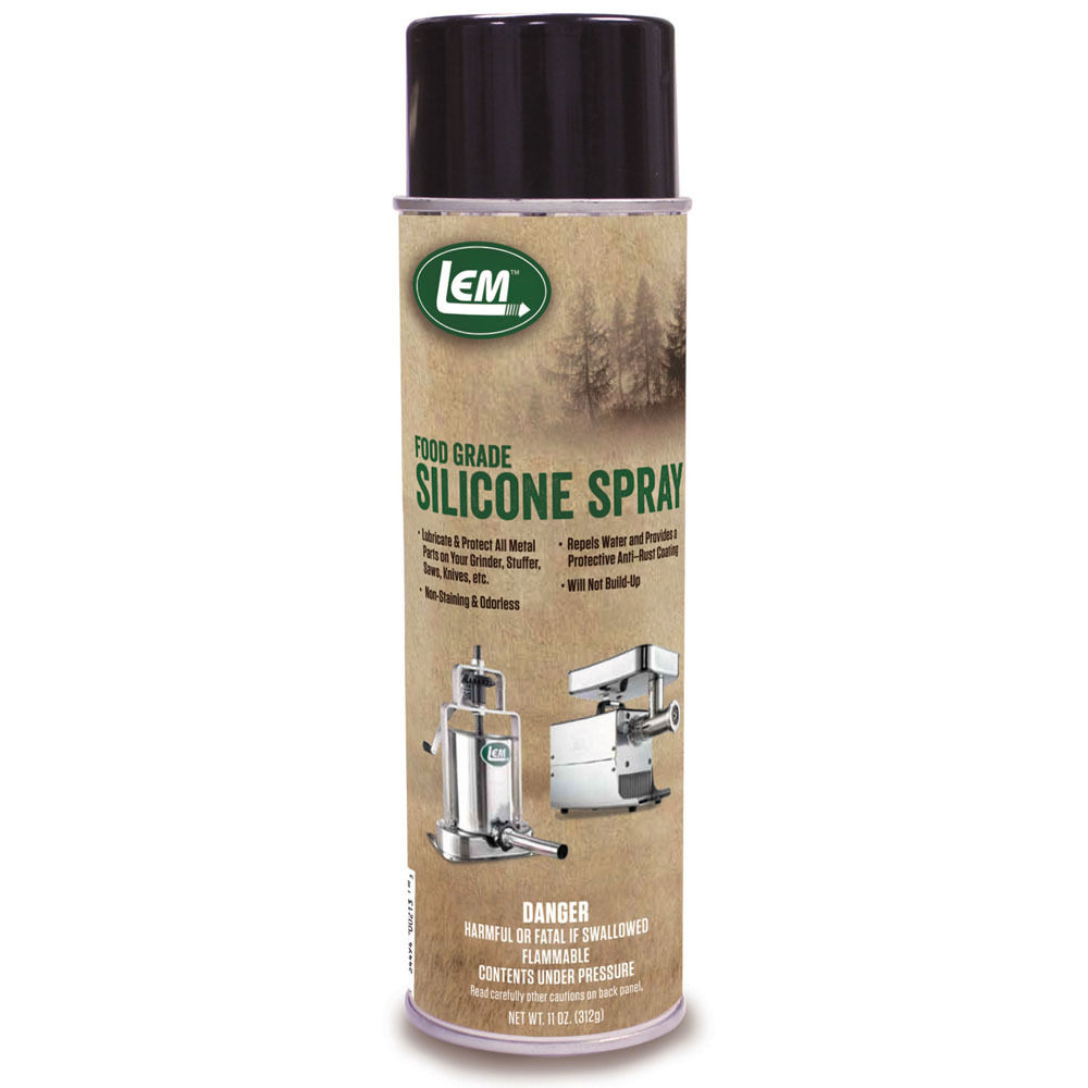 Food Grade Silicone Spray   LEM Products