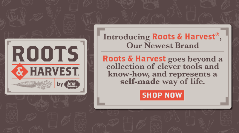 Roots & Harvest Homesteading Products