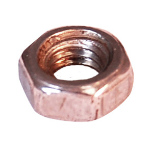 Part - Hex Nut for Plastic Foot for # 5, 8, 12, 22 & 32 Big Bite Grinders # 777, 779 780 781 & 782