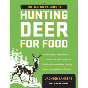Hunting Deer For Food Book