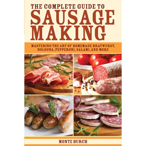 Complete Guide To Sausage Making Book