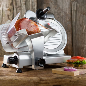 Big Bite 8.5 Inch Meat Slicer