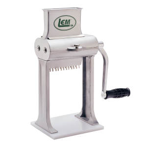 2 In 1 Jerky Slicer and Tenderizer