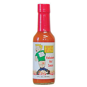 Smack My Ass & Call Me Sally Hot Sauce