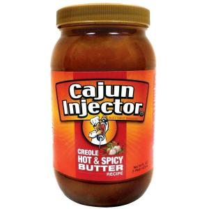 Cajun Injector Hot 'N Spicy Butter Marinade