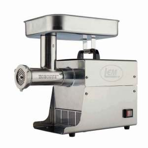 #8 SS Big Bite Grinder - 0.5 HP