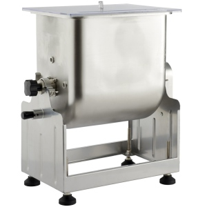 Improved Big Bite Tilt Meat Mixer - 50 lb.