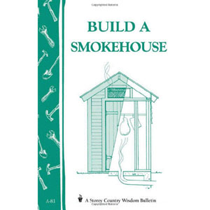 Build A Smokehouse Book