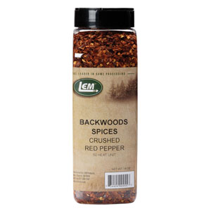 Backwoods Crushed Red Pepper
