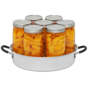 Steam Canner with Jars
