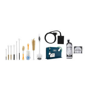 Grinder Accessory Kit - No Silicon Spray